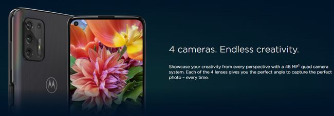カメラ機能はクアッドカメラに進化