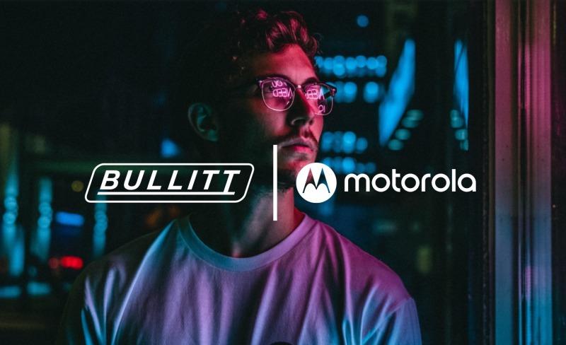 Bullitt モトローラ