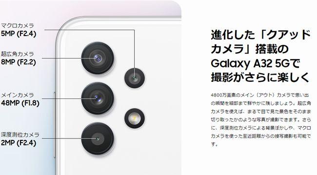 進化したクアッドカメラを搭載