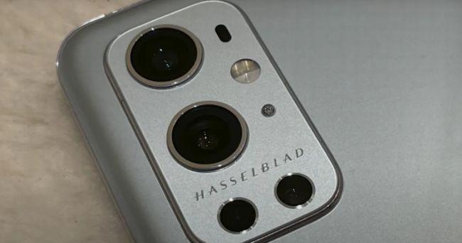 Hasselbladブランドのカメラを採用