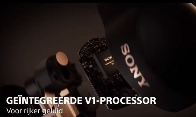 新しく開発されたV1プロセッサを搭載