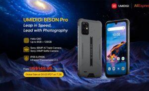 UMIDIGI BISION Pro
