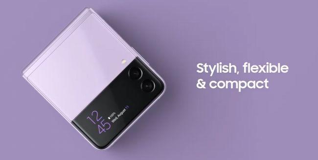 非常にコンパクト&スタイリッシュなスマートフォン