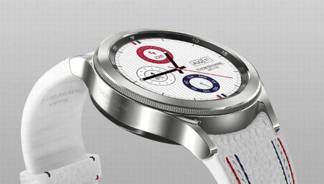 「Galaxy Watch 4 Classic」の単独コラボモデル