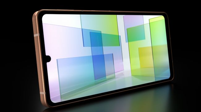 IGZO OLEDディスプレイを採用