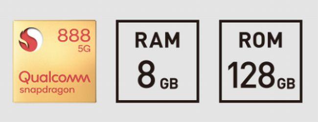 高性能なCPU,メモリ、ストレージ